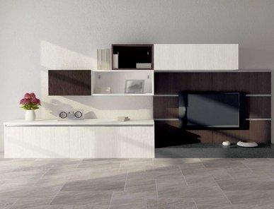 Итальянская мебель для ТВ ASIA 02 фабрики GICINQUE CUCINE