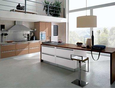Итальянская кухня OYSTER 06 фабрики GICINQUE CUCINE