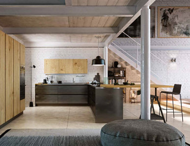 Итальянская кухня DOLCE VITA фабрики GICINQUE CUCINE