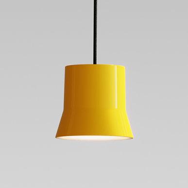 Итальянская люстра Giò light Yellow фабрики ARTEMIDE