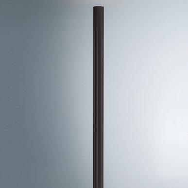 Итальянский торшер Ilio Glossy black фабрики ARTEMIDE