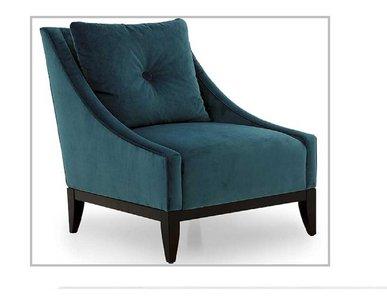 Итальянское кресло 0595P фабрики SEVENSEDIE