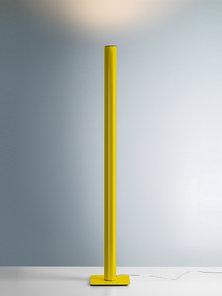 Итальянский торшер Ilio Limon yellow фабрики ARTEMIDE
