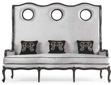 Итальянский диван BIG BEN фабрики GIANFRANCO FERRE