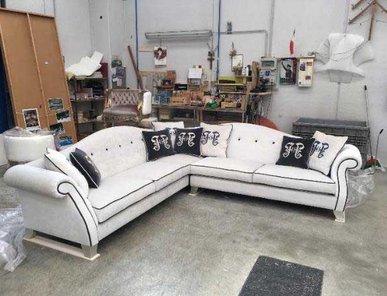 Итальянский диван HARMONY фабрики GIANFRANCO FERRE