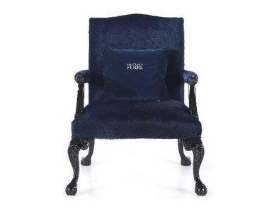 Итальянское кресло PAUL1 фабрики GIANFRANCO FERRE