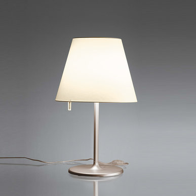 Итальянская настольная лампа Melampo Bronze фабрики ARTEMIDE