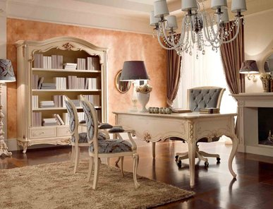 Письменный стол и кресло фабрики VALDERAMOBILI