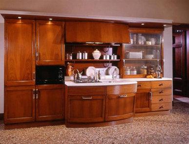 Итальянская кухня LOFTY фабрики ARCA