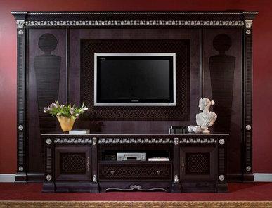 Итальянская мебель для ТВ MAJESTIC фабрики ARCA