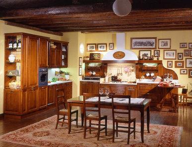 Итальянская кухня TELAIO фабрики ARCA