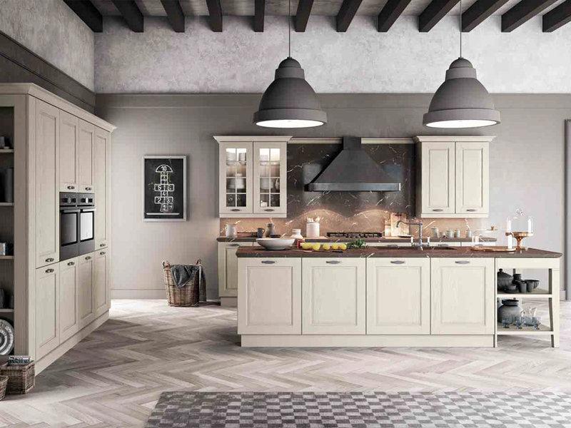 Итальянская кухня ASOLO 01 фабрики ARREDO3