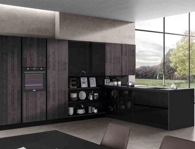 Итальянская кухня GLASS 05 фабрики ARREDO3