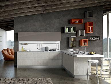 Итальянская кухня LINEA 02 фабрики ARREDO3