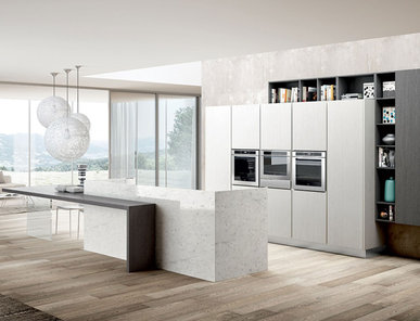 Итальянская кухня PLANA 02 фабрики ARREDO3