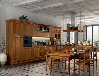 Итальянская кухня VIRGINIA 04 фабрики ARREDO3