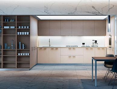 Итальянская кухня Space Handle фабрики Ca'd'Oro