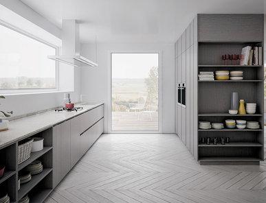 Итальянская кухня Velvet Profile-I фабрики Ca'd'Oro