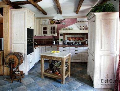 Итальянская кухня COUNTRY AVIGNON фабрики DEL CURTO