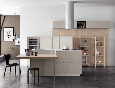Итальянская кухня FJORD 02 фабрики DOIMO CUCINE