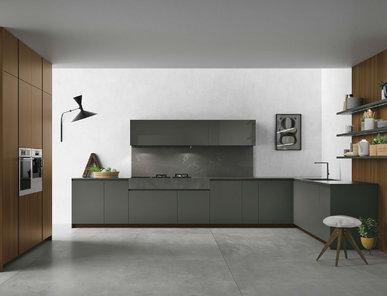 Итальянская кухня MATERIA 01 фабрики DOIMO CUCINE