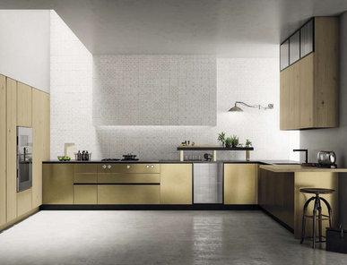 Итальянская кухня SOHO 01 фабрики DOIMO CUCINE