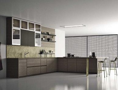 Итальянская кухня SOHO 02 фабрики DOIMO CUCINE