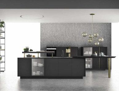 Итальянская кухня SOHO 05 фабрики DOIMO CUCINE