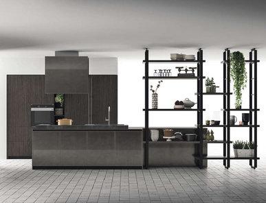 Итальянская кухня SOHO 07 фабрики DOIMO CUCINE