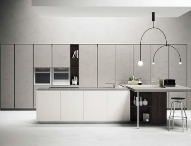 Итальянская кухня STYLE 01 фабрики DOIMO CUCINE