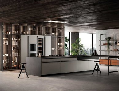 Итальянская кухня E1 фабрики EFFETI