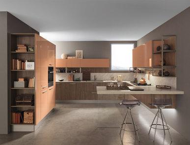 Итальянская кухня ICE 04 фабрики FEBAL CASA