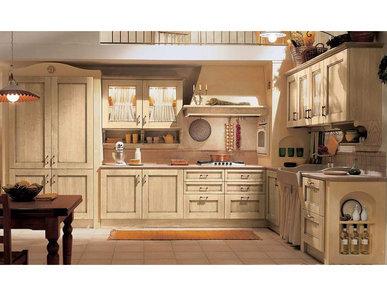 Итальянская кухня LA CERTOSA 03 фабрики FEBAL CASA
