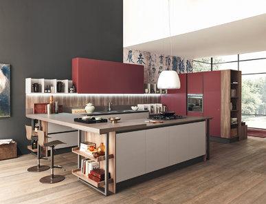Итальянская кухня MARINA 02 фабрики FEBAL CASA