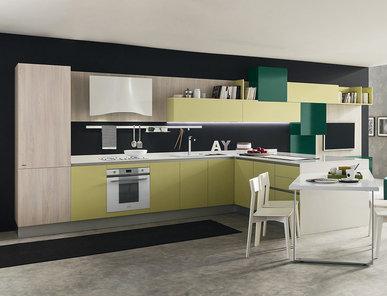 Итальянская кухня MARINA 06 фабрики FEBAL CASA