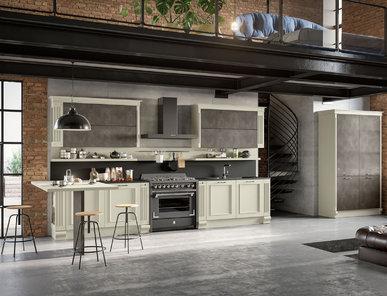 Итальянская кухня ROMANTICA 02 фабрики FEBAL CASA