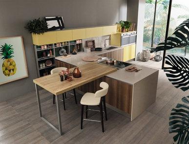 Итальянская кухня SAND 03 фабрики FEBAL CASA
