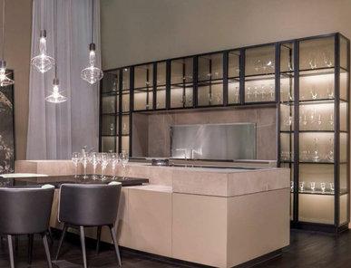 Итальянская кухня MILAN COLLECTION фабрики FENDI CASA