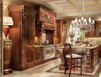 Итальянская кухня PARIS фабрики FRANCESKO MOLON
