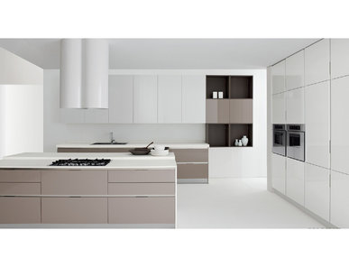 Итальянская кухня SPACE PROFILE I фабрики GED CUCINE