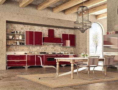 Итальянская кухня COUNTRY фабрики ILVE