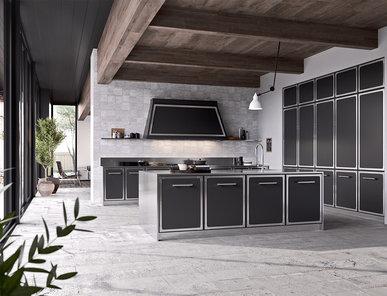 Итальянская кухня NOBLESSE фабрики ILVE