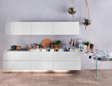 Итальянская кухня 36E8 MADETERRANEO фабрики LAGO