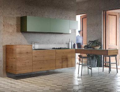 Итальянская кухня 36E8 WILWOOD фабрики LAGO