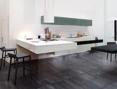 Итальянская кухня 36E8 фабрики LAGO