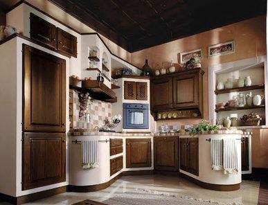 Итальянская кухня ORESTE фабрики LE CUCINE DEI MASTRI