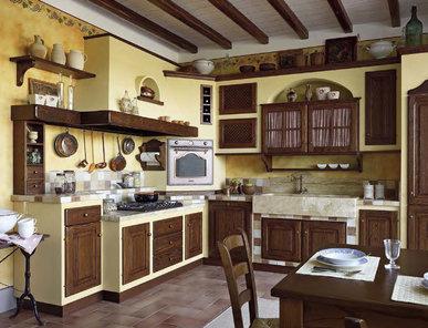 Итальянская кухня CECCO 01 фабрики LE CUCINE DEI MASTRI
