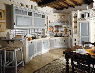 Итальянская кухня LEONE 03 фабрики LE CUCINE DEI MASTRI