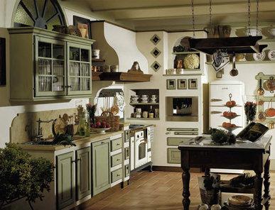 Итальянская кухня DANTE 01 фабрики LE CUCINE DEI MASTRI