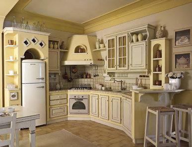 Итальянская кухня DANTE 02 фабрики LE CUCINE DEI MASTRI